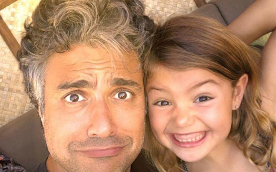 La hija de Jaime Camil ya creció y es brutalmente hermosa