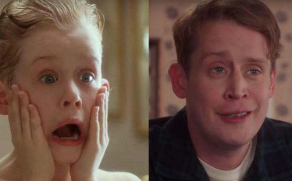 Kieran, el hermano de Macaulay que apareció en Mi Pobre Angelito