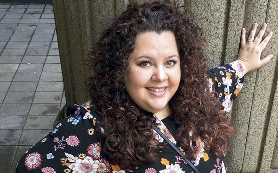 Christina Pastor luce nueva figura tras perder peso