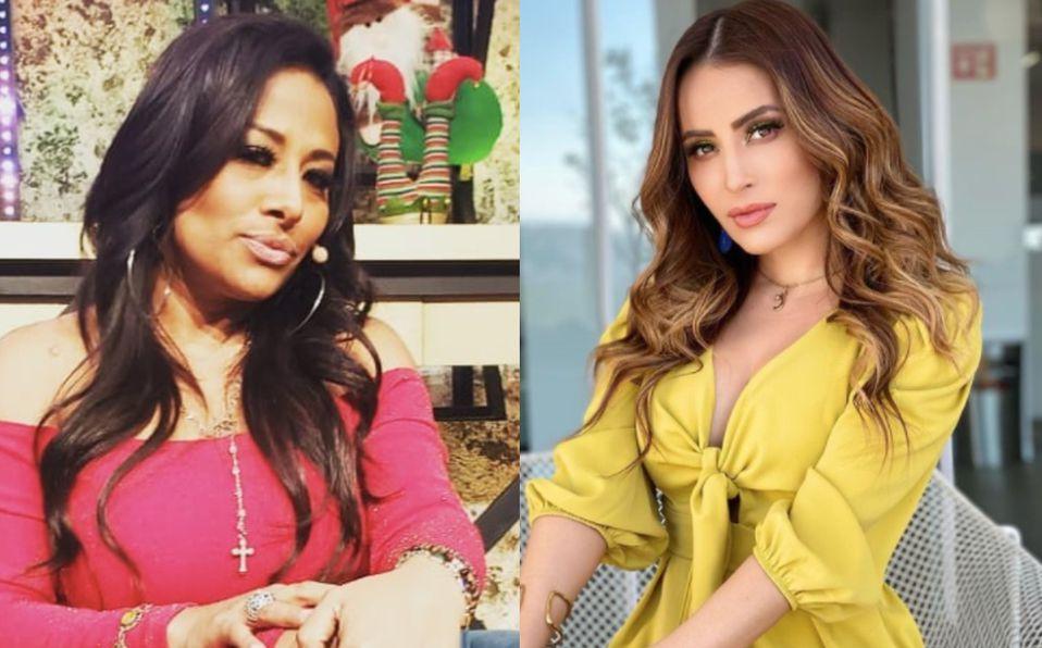 Toñita acusa a Cynthia Rodríguez de arruinar su carrera