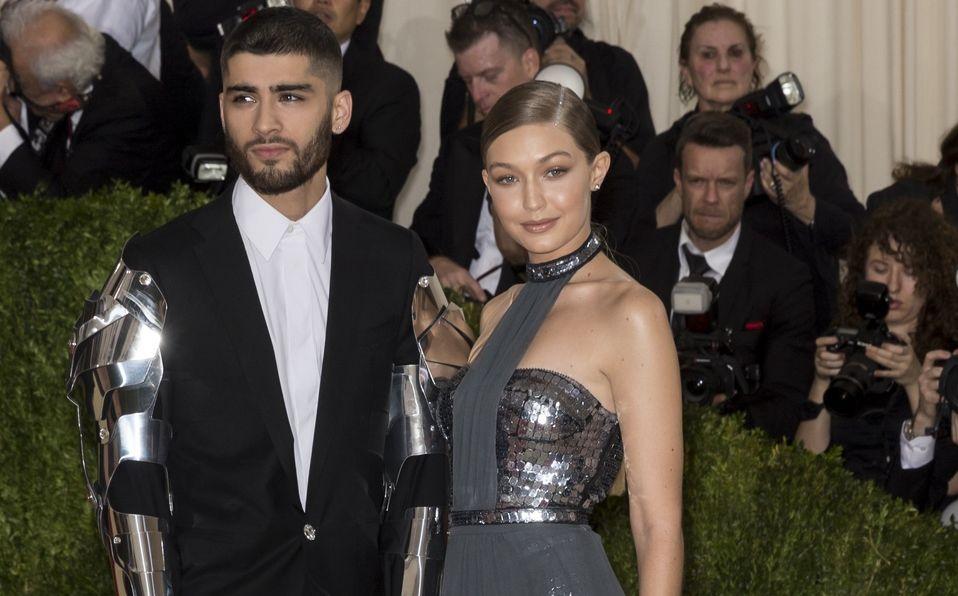 De acuerdo con TMZ, Gigi Hadid y Zayn Malik se convertirán en padres  (Shutterstock).
