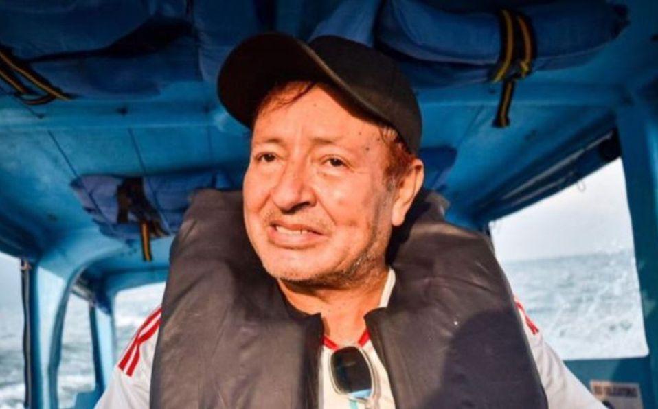 Se revela que Sammy Pérez se contagió en un viaje a la CDMX