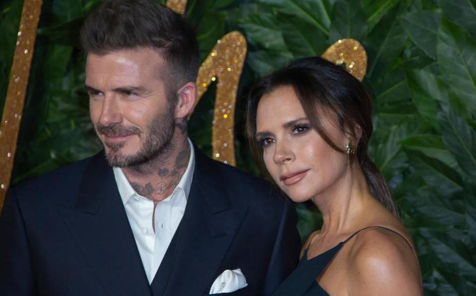 Victoria y David Beckham están por cumplir 21 años de matrimonio (Shutterstock).