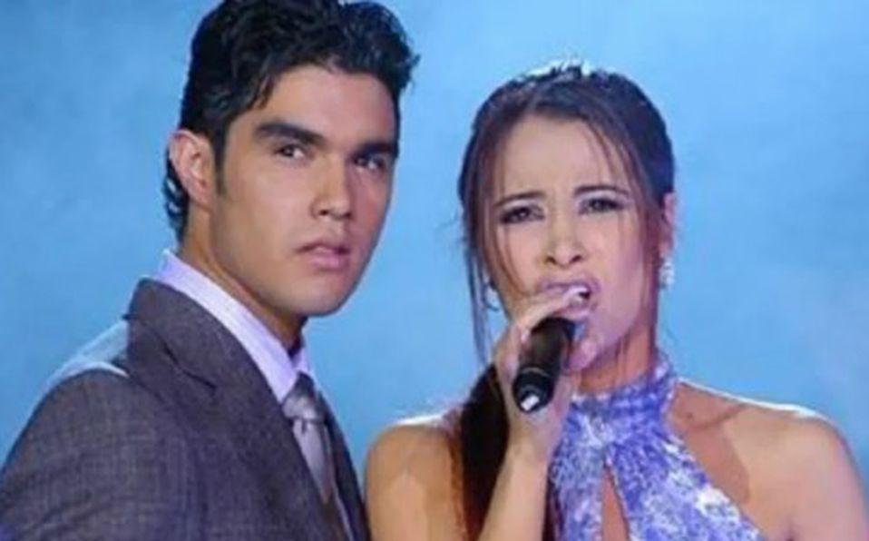 José Luis y Cynthia Rodríguez