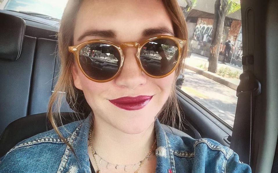 Regina Blandón compartió una imagen junto a su novio (Instagram).