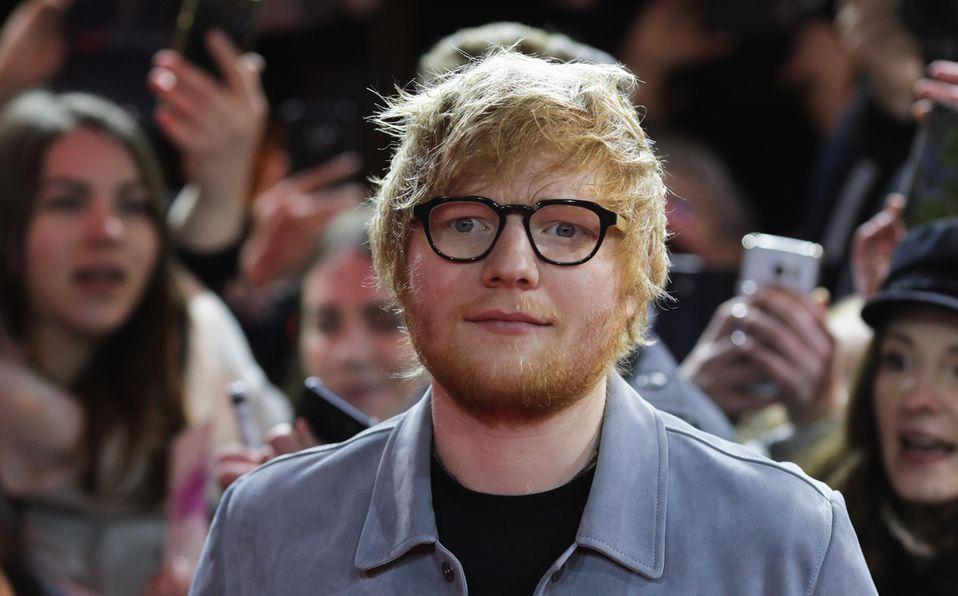 Ed Sheeran confirmó la noticia (AP).