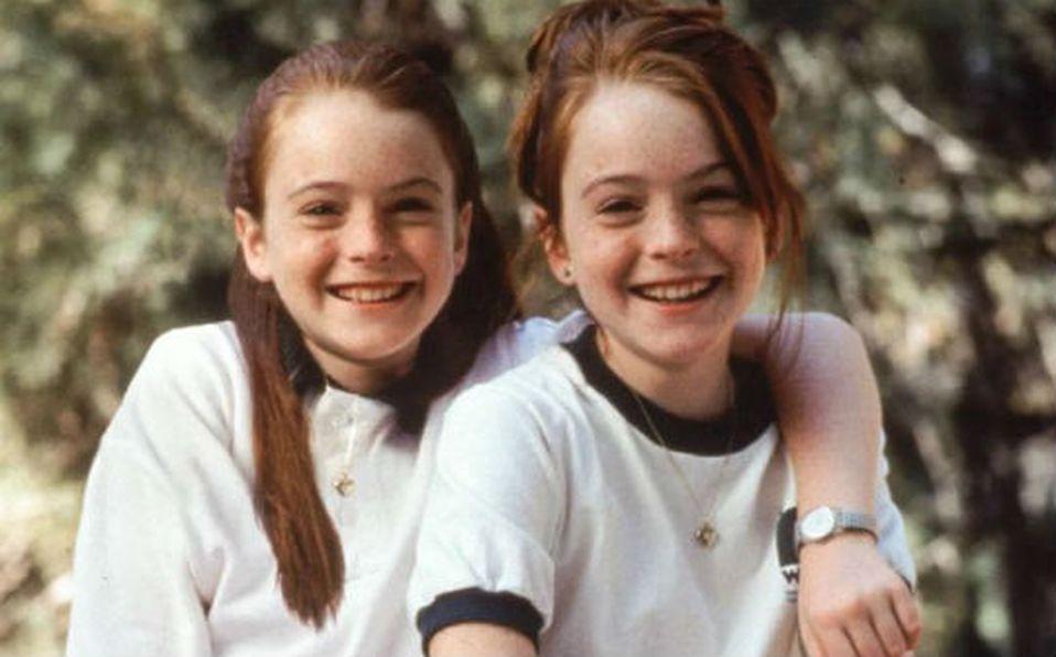 Así luce ahora la 'hermana' de Lindsay Lohan en 'Juego de Gemelas'