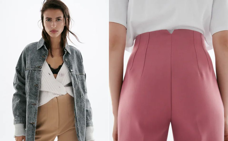 Pantalón de Zara viral en TikTok, perfecto para el otoño