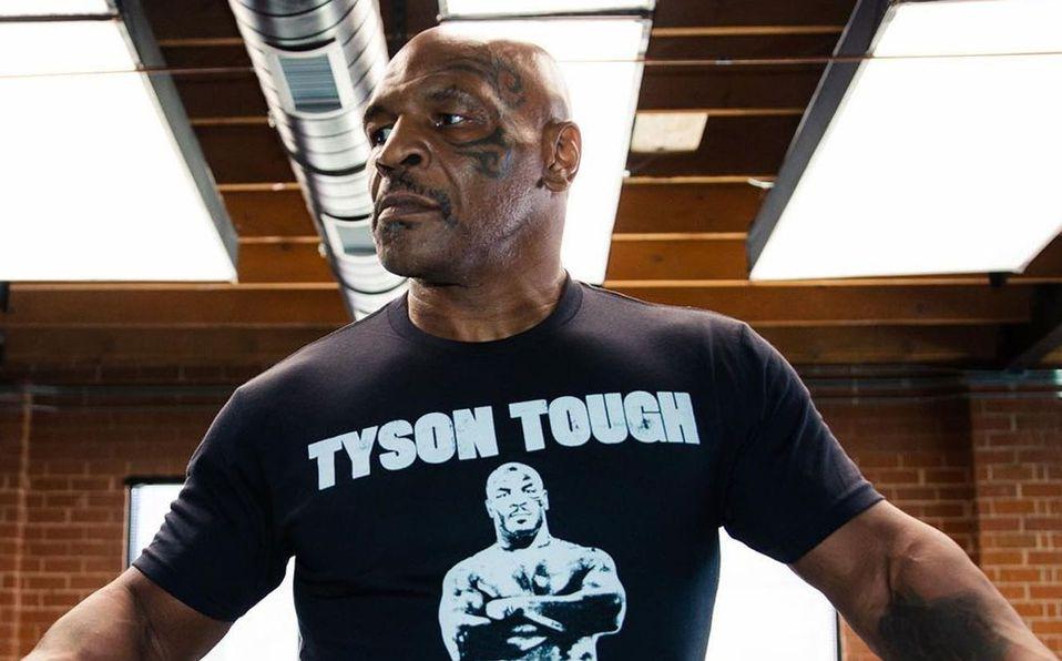Mike Tyson confesó que estaba drogada la noche de esa pelea (Instagram).