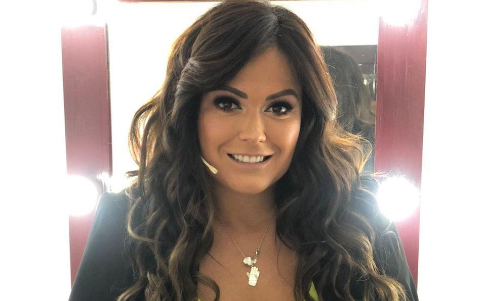 Mariana Echeverría comparte mensaje de amor propio dejando ver su figura real