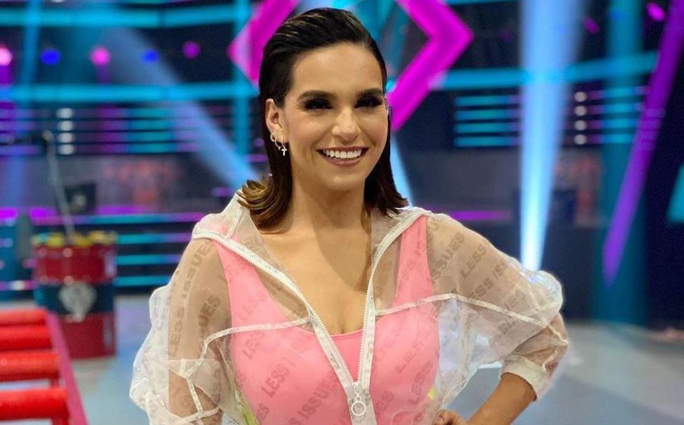 Tania Rincón habló sobre sus inicios en la televisión (Instagram).