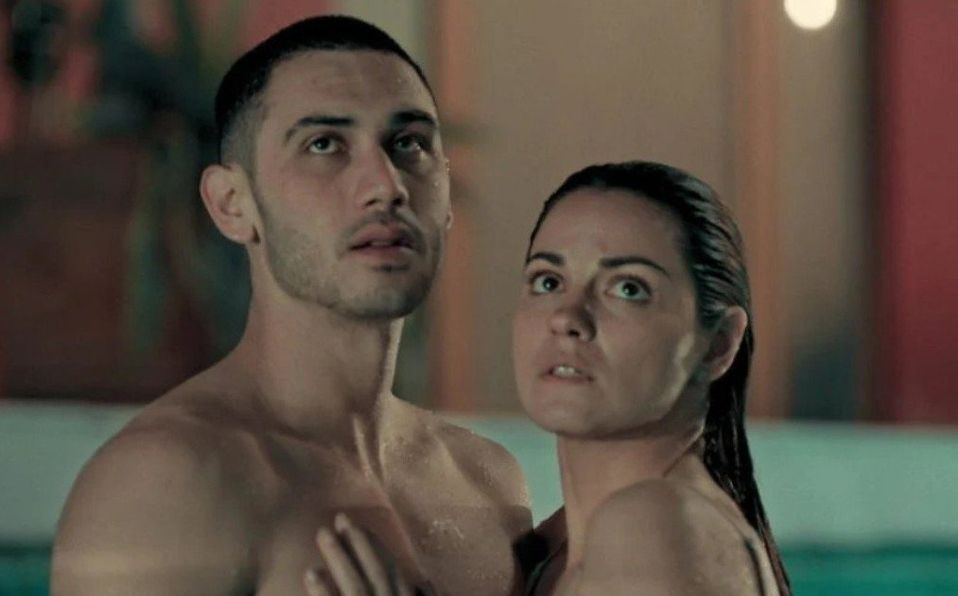 Maite Perroni y Alejandro Speitzer tienen un 'Oscuro Deseo'