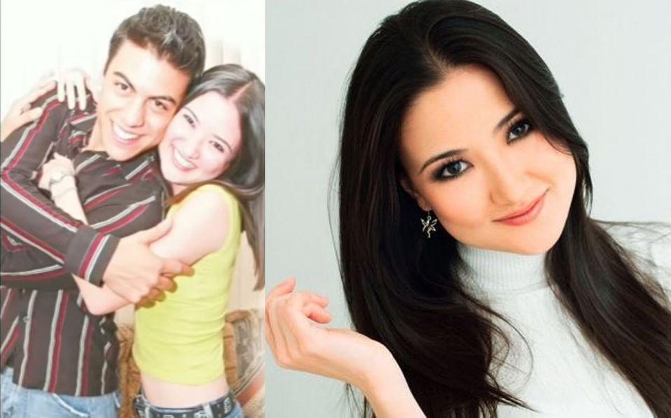 Carlos Rivera y Hiromi iniciaron su romance en 'La Academia' Captura de pantalla).