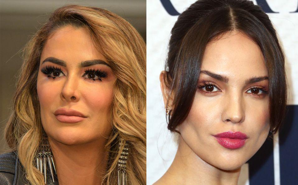Eiza González es comparada con Ninel Conde por su rostro transformado