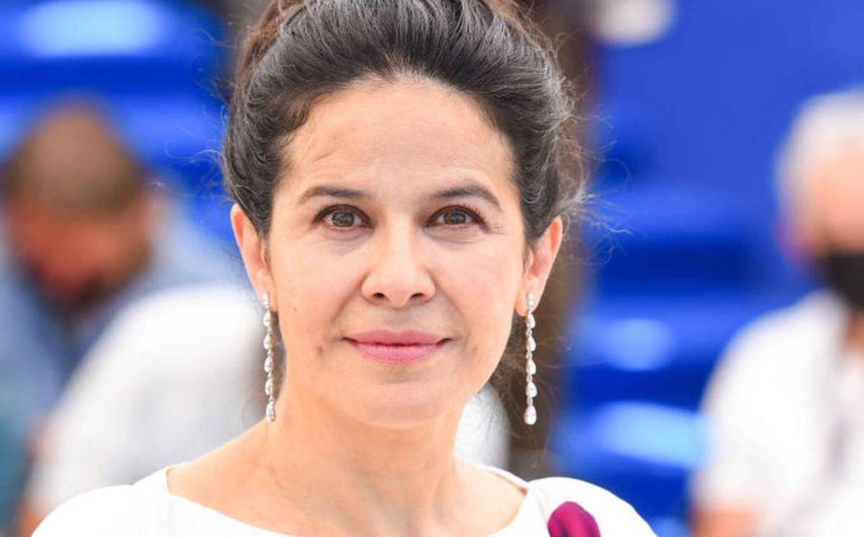 Arcelia Rámirez fue ovacionada durante ocho minutos