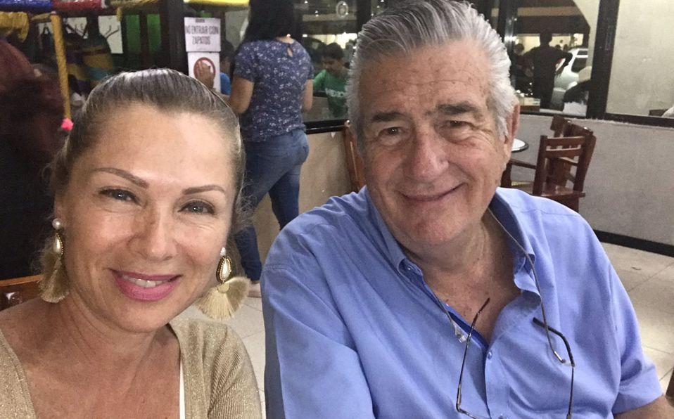 Leticia Calderón le dedicó un mensaje a su padre en redes sociales (Twitter).