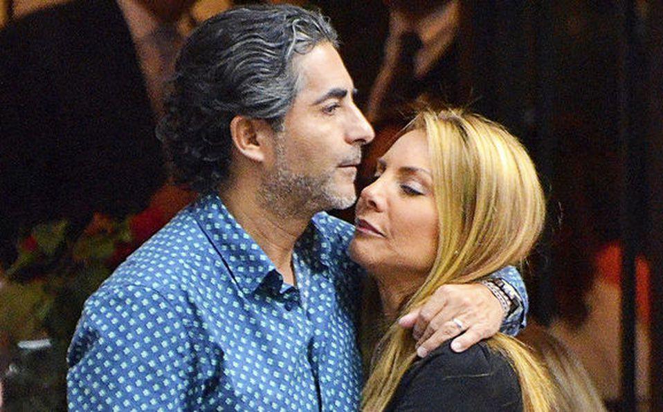 Raúl Araiza y Fernanda Rodríguez