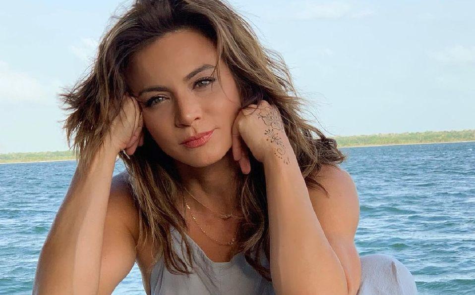 Silvia Navarro se encuentra soltera por el momento