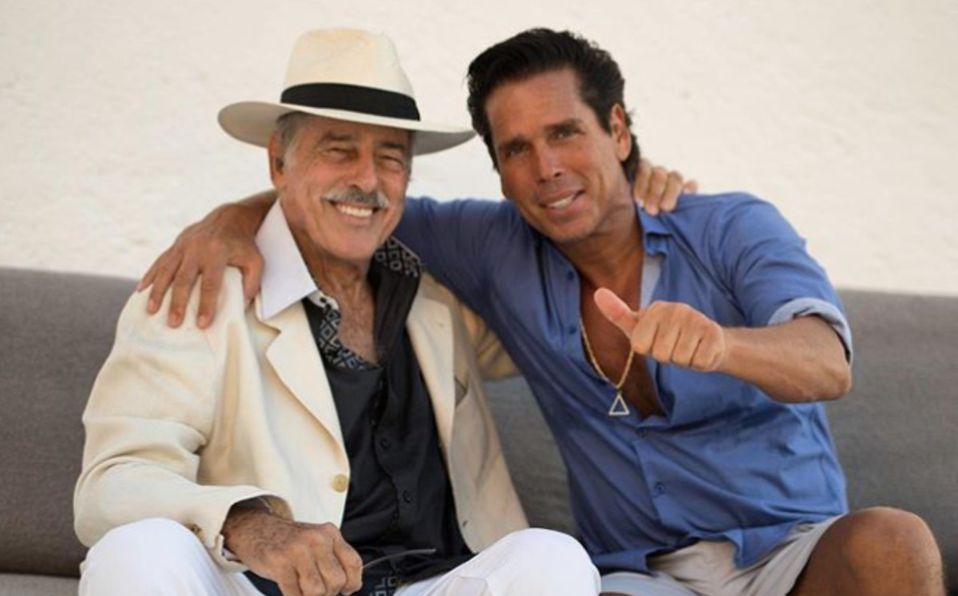 Andrés García: La razón por la que incluyó en su testamento a Roberto Palazuelos