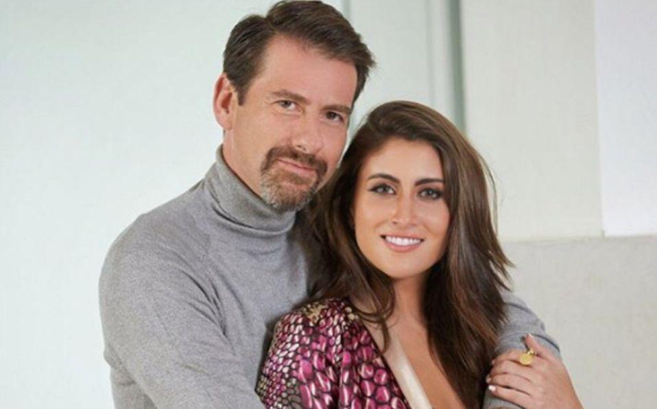 Sofía Rivera Torres y Eduardo Videgaray se casaron