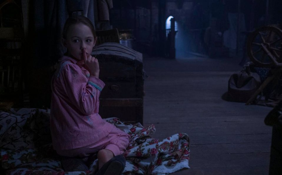 Netflix revela las primeras imágenes de 'La maldición de Bly Manor'