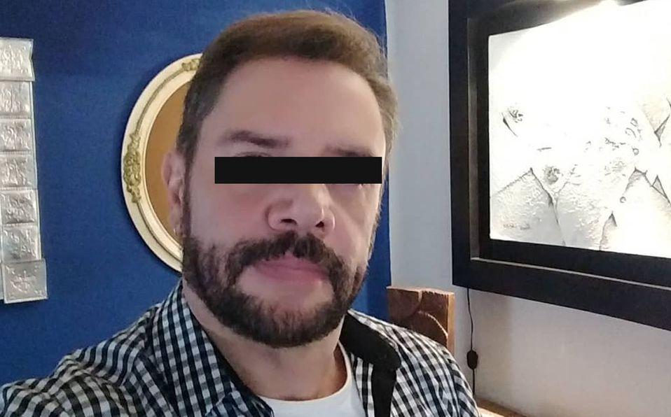 Héctor Parra es acusado de abuso (Instagram).