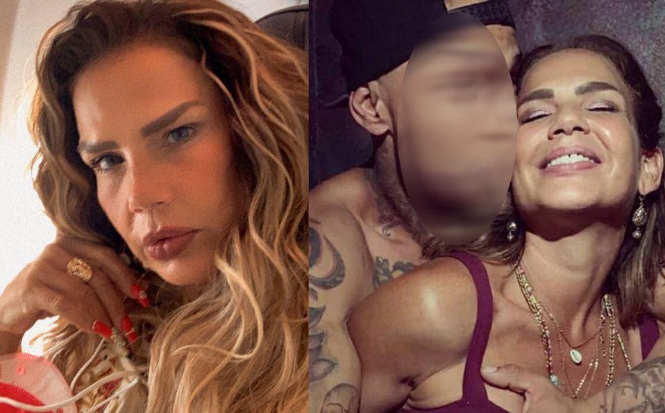 Niurka sorprendió al presentar a su nuevo novio (Instagram).