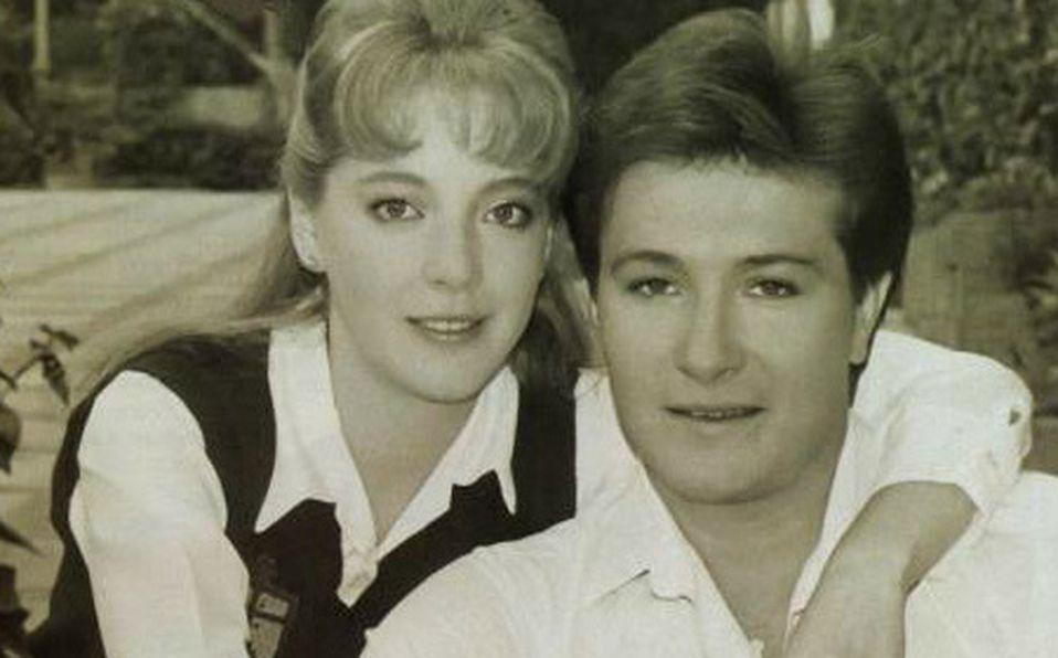 Edith González y Arturo Peniche