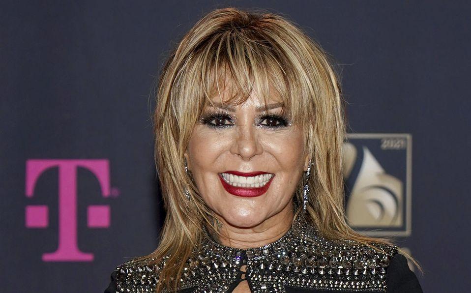 Alejandra Guzmán sorprendió con su look (Getty).