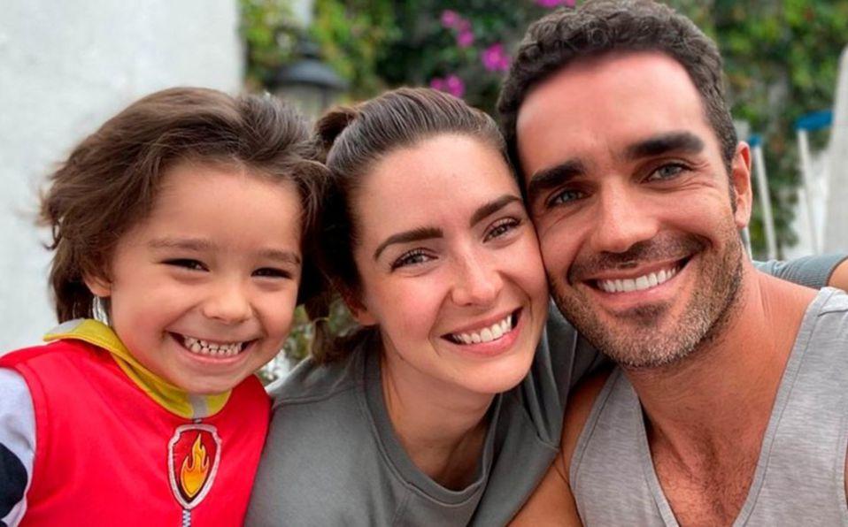 Marcus Ornellas responde a críticas por dejar a su hijo usar 'ropa de mujer'