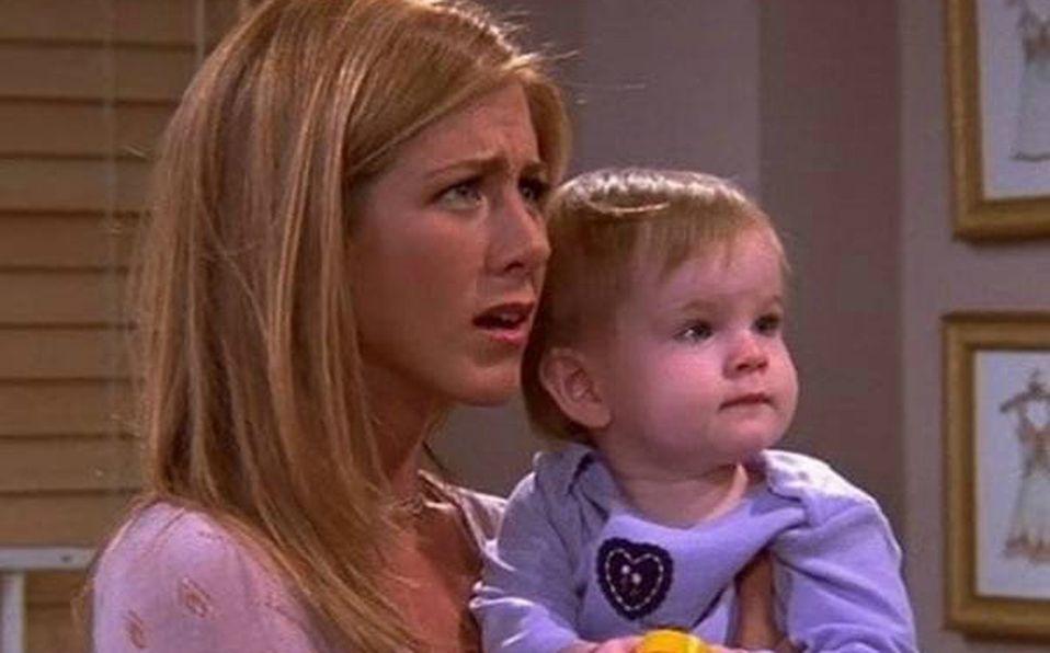 Así lucen ahora las gemelas que le dieron vida a 'Emma' la bebé de Rachel y Ross