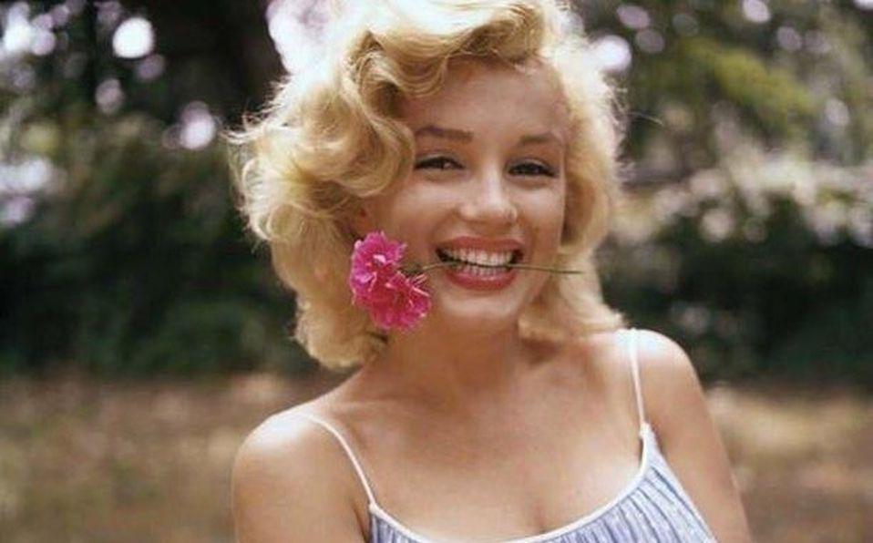 Marilyn Monroe murió a los 36 años  (Instagram).