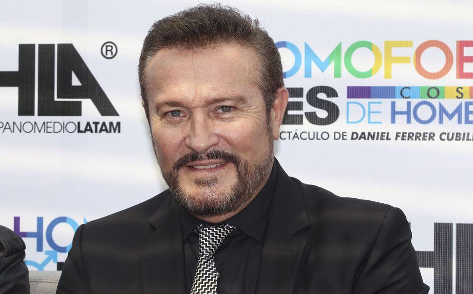 Arturo Peniche se casó en la década de los 80 (Getty).