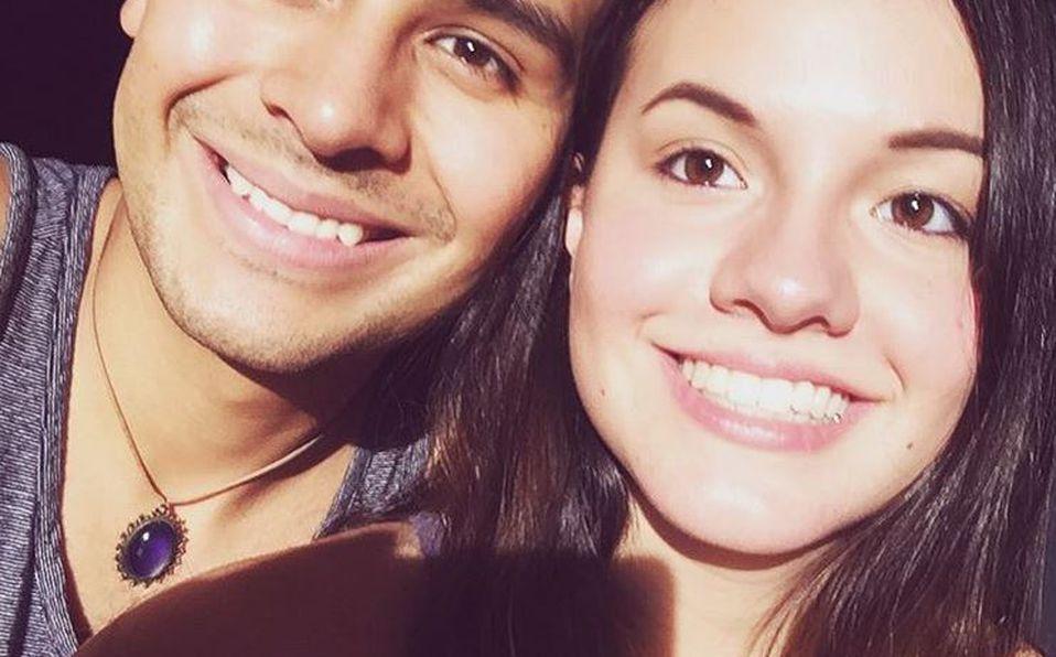Sarita Sosa Salazar y Yimmy Ortiz