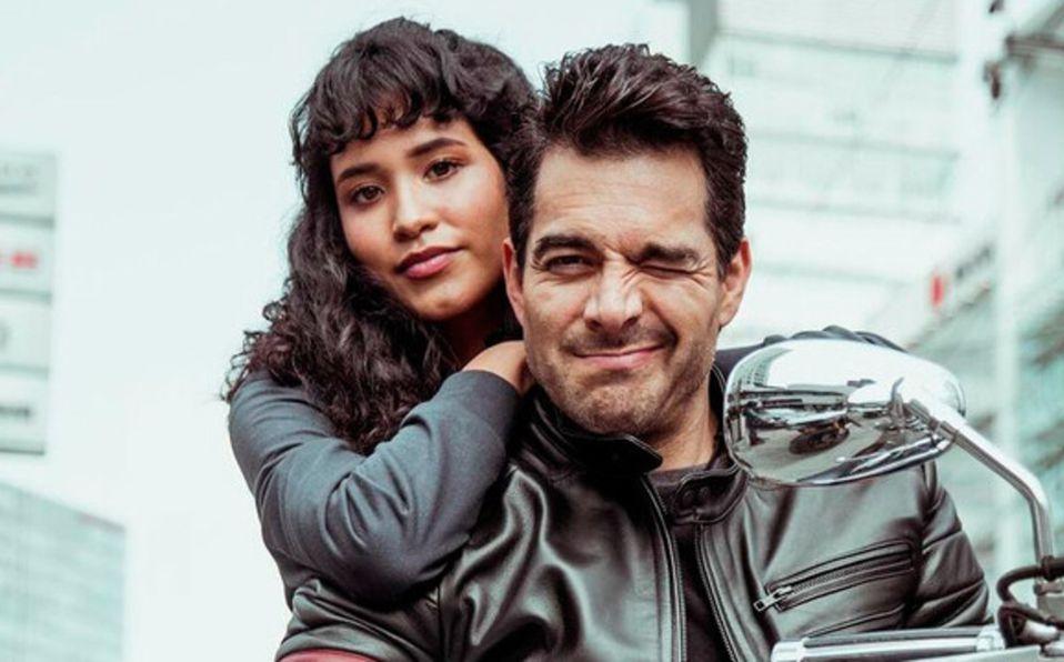 Omar Chaparro: Ella es su hija Andrea, protagonista de La casa de las flores