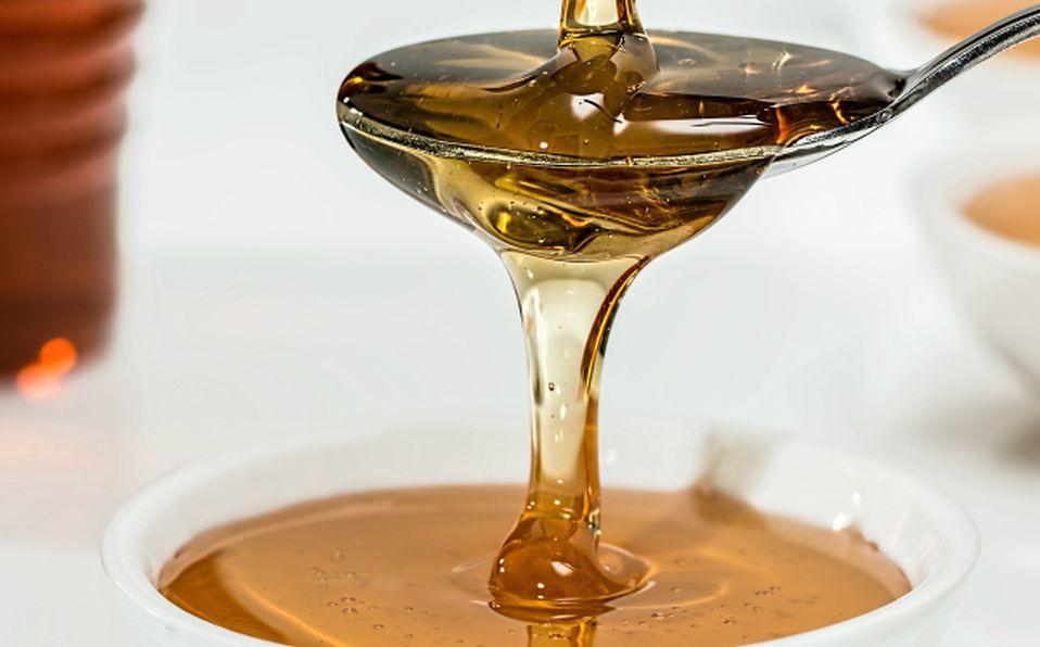 Mascarilla de Maizena con miel
