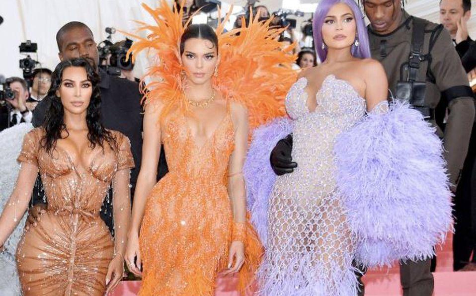 Las Kardashian: El fail de la noche en la MET Gala 2019