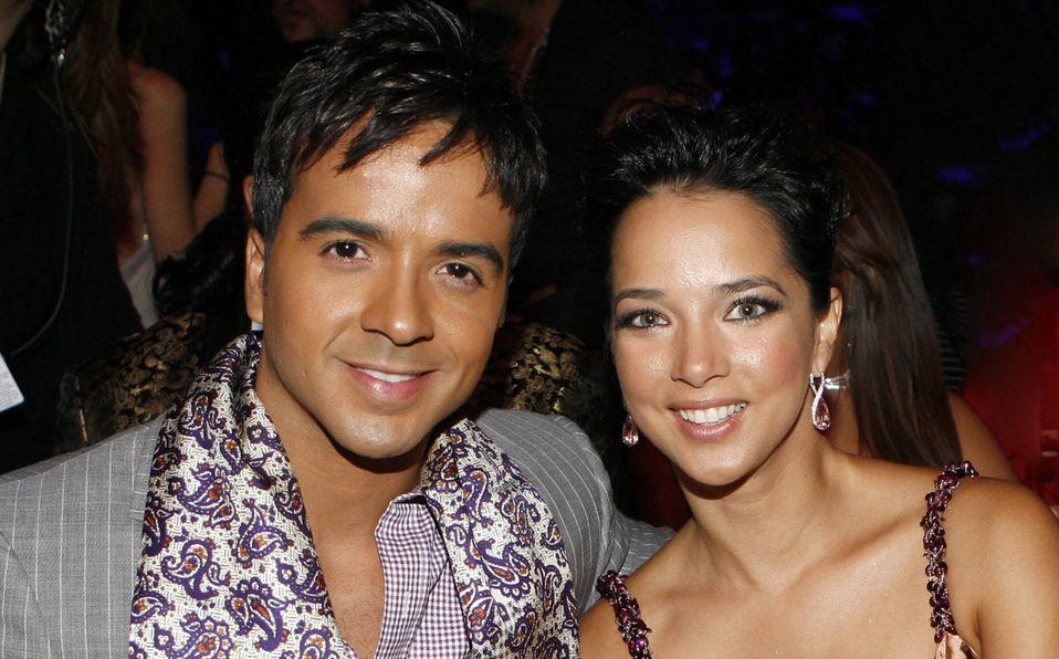 Adamari López y Luis Fonsi se casaron en 2004 (Getty).