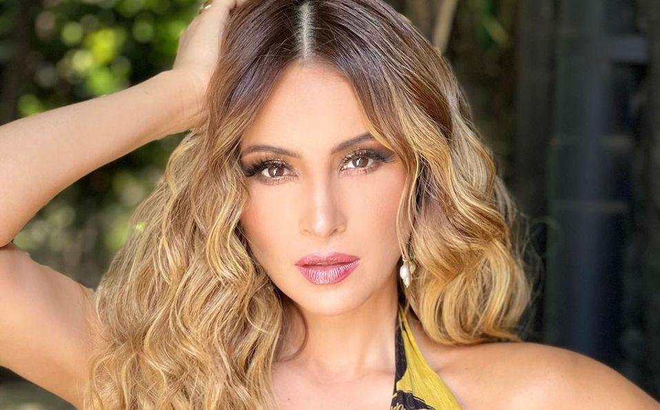Cynthia Rodríguez interpretó el tema de 'Amor en custodia'  (Instagram).
