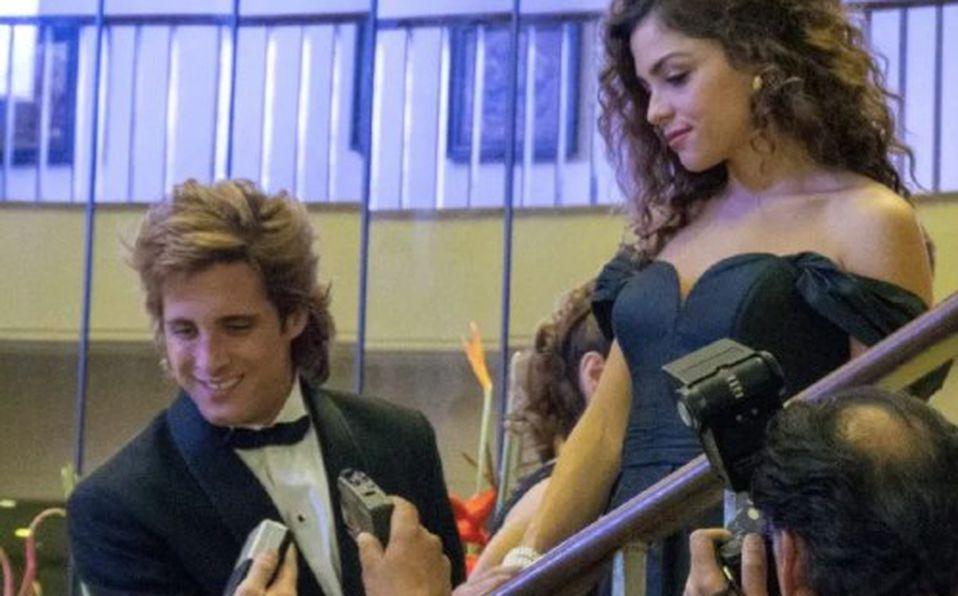 Paulina Dávila y Diego Boneta