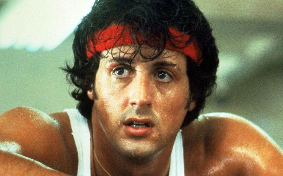 Sylvester Stallone protagonizó y escribió el guión de la película (Especial).