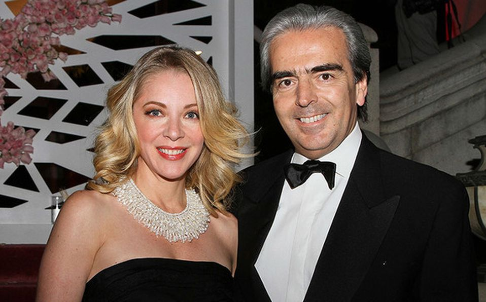 Lorenzo Lazo y Edith Gonzáles