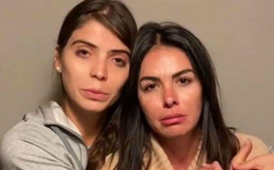 Esmeralda Ugalde y Vanessa Arias viven robo y secuestro de Alejandro Sandí