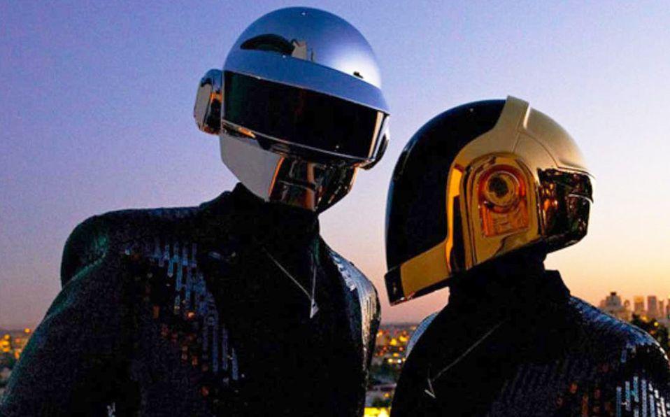 Daft Punk sin sus cascos, así se ven los integrantes