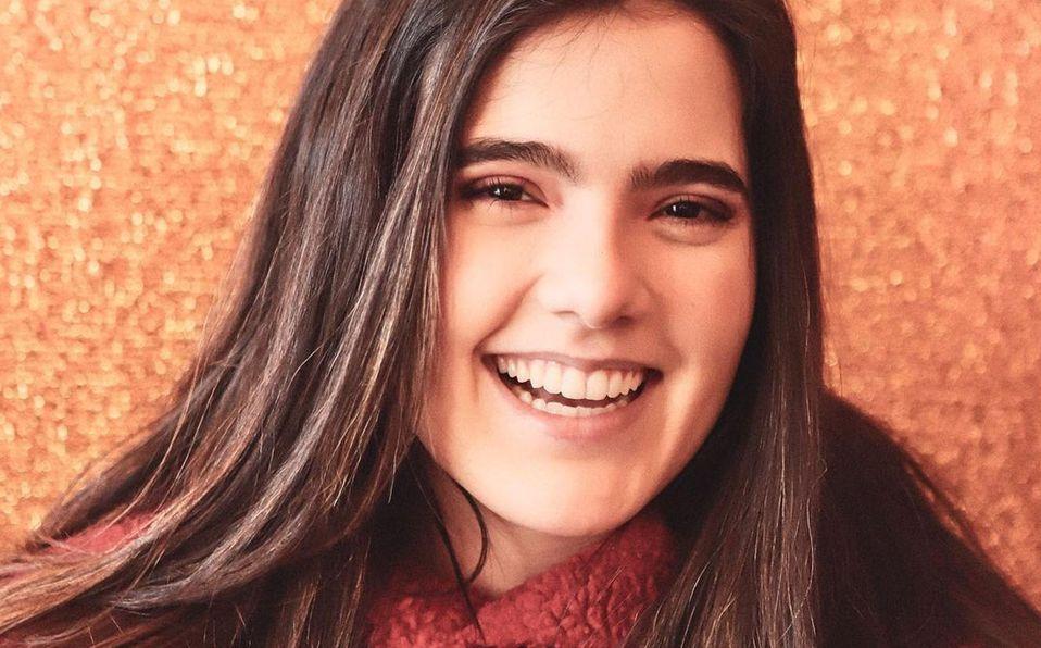 Camila Fernández espera que su hija nazca en abril (Instagram).