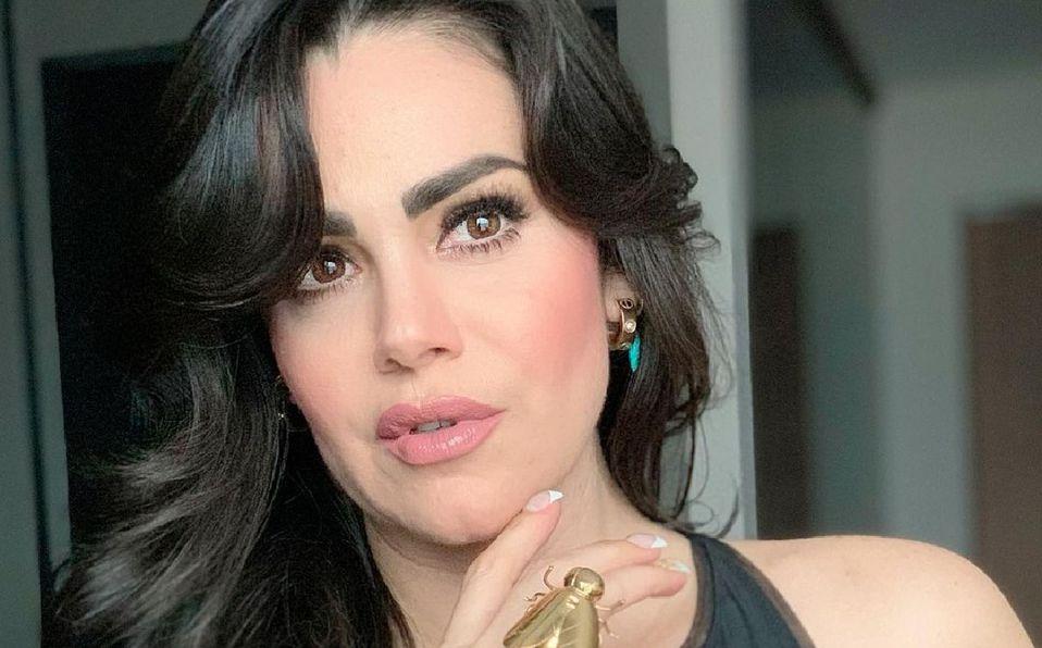 Luz Elena González impresiona por su belleza
