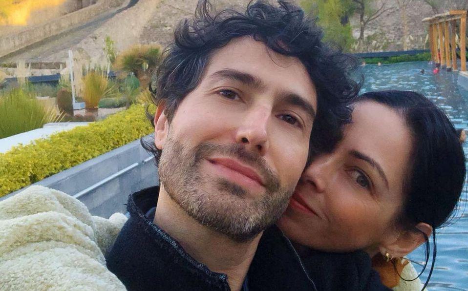 Benny Ibarra y Celina del Villar son padres de dos hijos (Instagram).