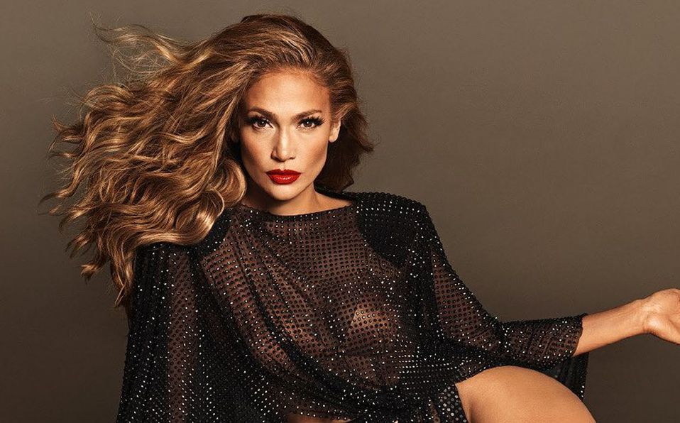 Jennifer Lopez comenzó su carrera desde muy joven (Instagram).