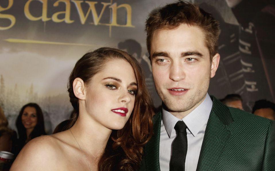 Kristen Stewart y Robert Pattinson se separaron en medio de un escándalo (Getty).