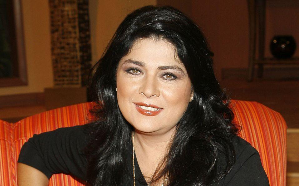 Victoria Ruffo explicó hace varios años la razón de su nombre artístico (Getty).